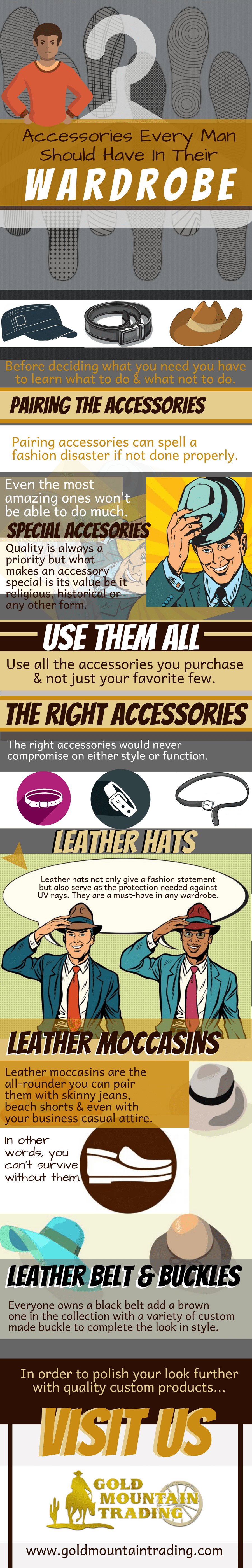 Accessories everyone should have