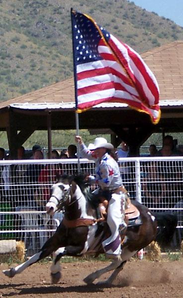 2008 Cave Creek Fiesta Days Rodeo